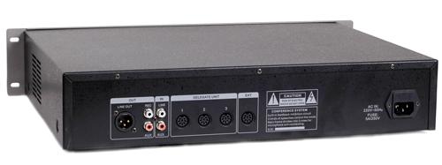 YC822 基础会议系统带内置喇叭